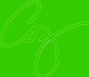Coz Green Signature